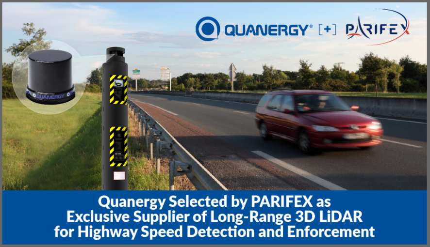 Quanergy社LiDARソリューションを利用したソーシャルディスタンスの自動計測