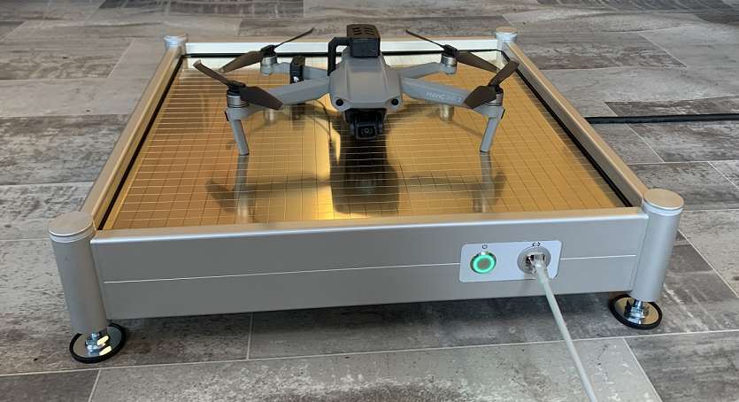 オブリーク航空カメラシステム「PAS 880」 PhaseOne社