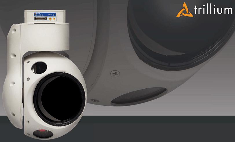 【高機能・防水・防塵ジンバルカメラ】 Trillium Engineering Orion HD45のご紹介
