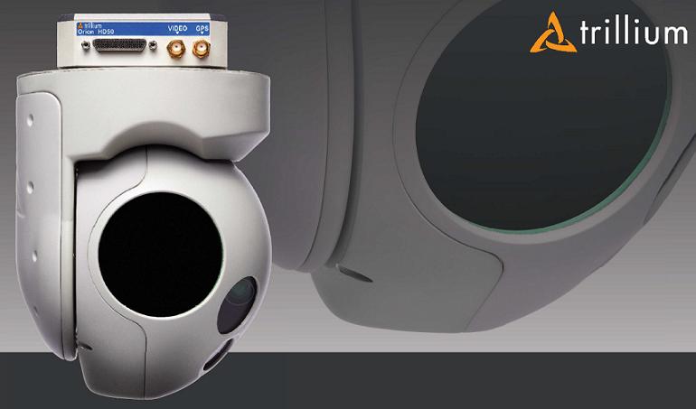 【小型・高機能ジンバルカメラ】 Trillium Engineering Orion HD50のご紹介