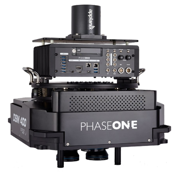 PhaseOne社 次世代航空撮影システム PAS 280 MK2、PAS 150 MK2を発表