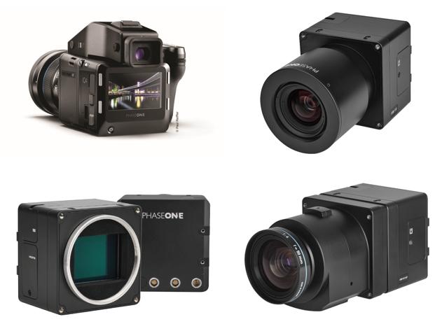 高解像度な産業用PhaseOneカメラの特徴とは