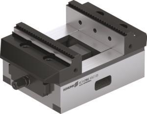 Vol.4 【SCHUNK/シュンク】 優れたセンター把持能力を持つ最高品質の5軸加工機用バイス