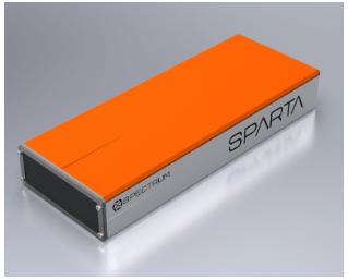 X-Spectrum社 新製品(SPARTA)開発状況のご案内