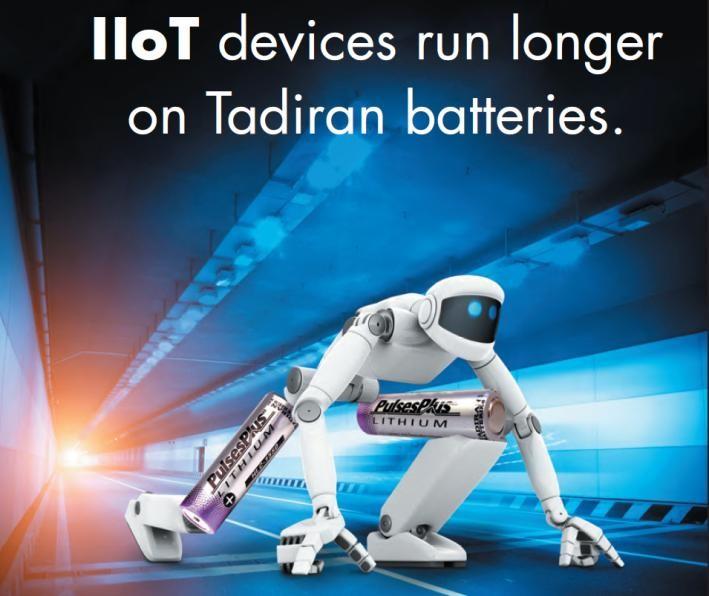 【Tadiran社 アプリケーションノート】 ワイヤレスセンサー用途に最適なPulsePlustm/TLM/LTCシリーズ