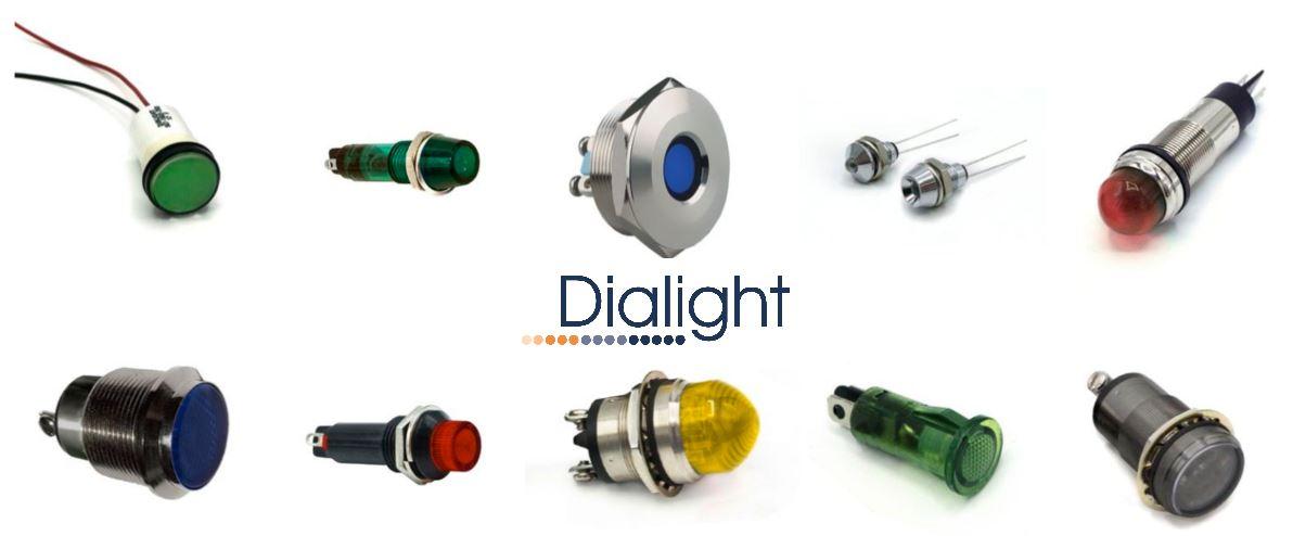 Dialight 表面実装LED (プリズムCBI & Micro LED) セレクターガイド