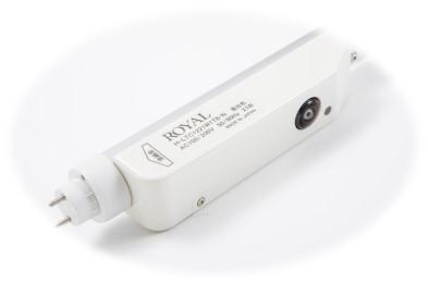 LED直管型カメラ (LED照明 + 監視カメラ)