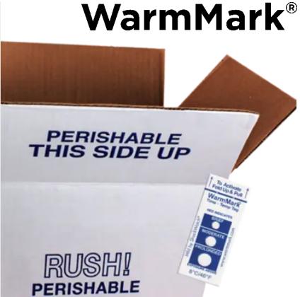 SpotSee社WARMMARK製品の使用方法