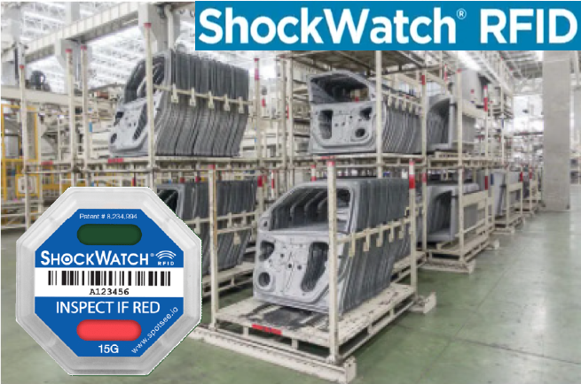自動認識技術の発展とSHOCKWATCH RFIDによる資産管理