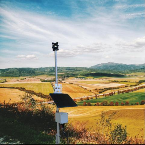 【超小型・超軽量3D風速計】 Anemoment社のオールインワン天候センサTrisonica Miniのアプリケーション提案