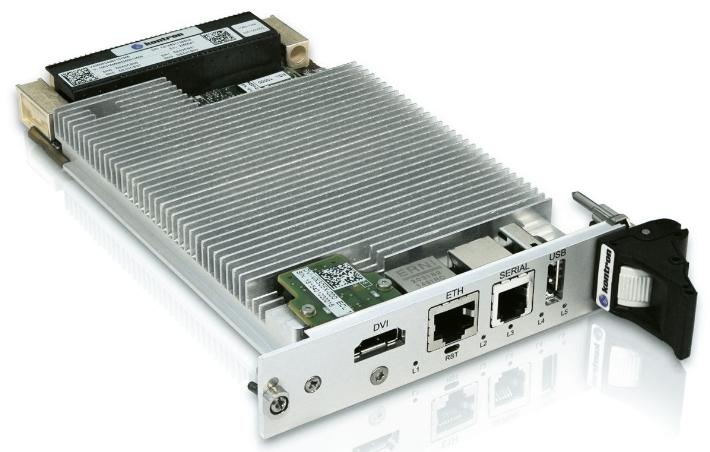 【防衛市場向け 】インテルD-1508搭載VPX ボード VX3052